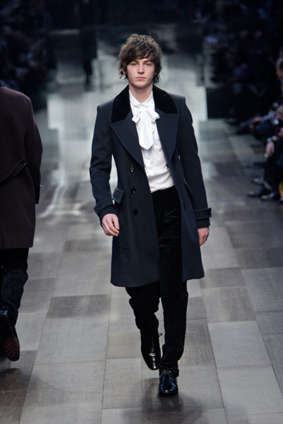 d77ed0a42044 Tags: 2009, burberry, burberry prorsum, fall, Fashion, fw09, mens, Menswear,  runway, winter