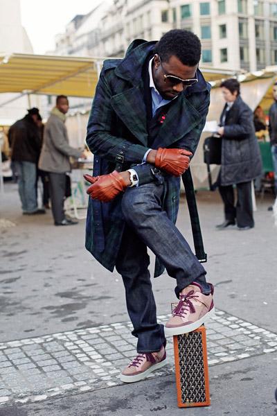Latest fashion catwalk...