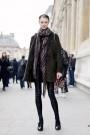 Фото st 189 4 Французский стиль в одежде.