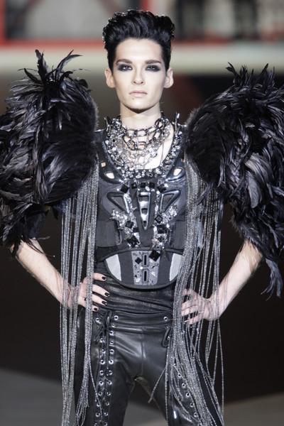 Milan Catwalk Fashion Show Fw2010 D Squared Amp Tokio Hotel