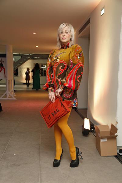 Elle Style Awards turn multi-colored folklore