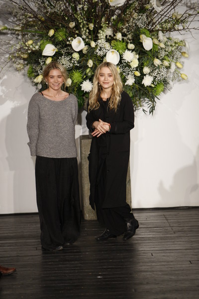 The Row Clothing Nyc As style icons the Olsen