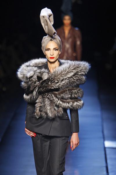 Jean Paul Gaultier Couture Catwalk Fashion Show FW2011