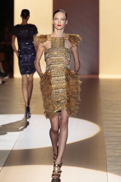 Gucci Catwalk Fashion Show Milan SS2011
