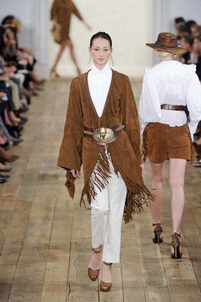 Ralph Lauren Catwalk Fashion Show New York SS2011