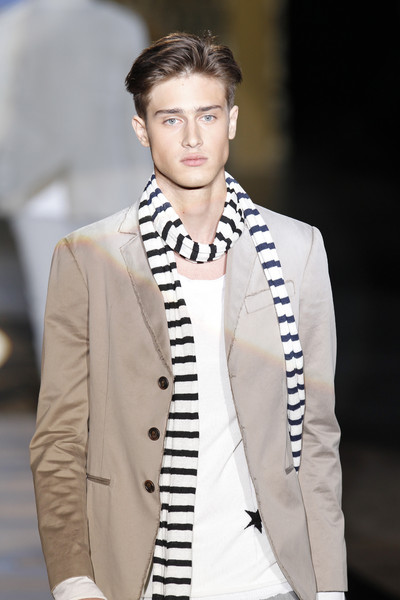 2011 Fashion Trend Reports on Menswear Trend Report Ss2011  Striking Stripes   Team Peter Stigter