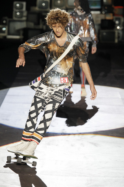 2011 Fashion Trend Reports on Menswear Trend Report Ss2011  Printed  All Over    Team Peter Stigter