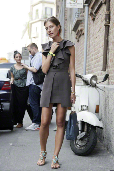 Italian Women: Style Guru?   Tea&Biscotti