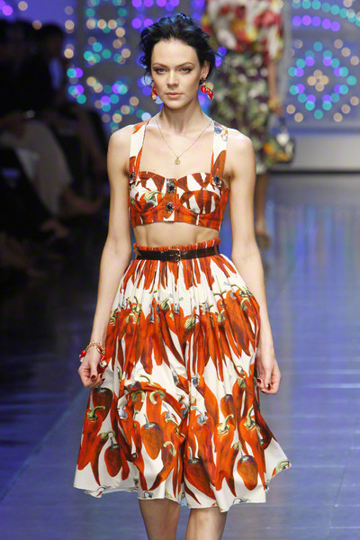 The ABC of womenswear ss2012, part 8