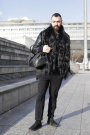 PHOTO © PETER STIGTER FILENAME IS DESIGNER NAME MENSWEAR FALL/WINTER 2011
