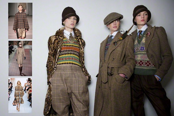 Trend Report Fall Winter 2012 2013 Countrystyle Team
