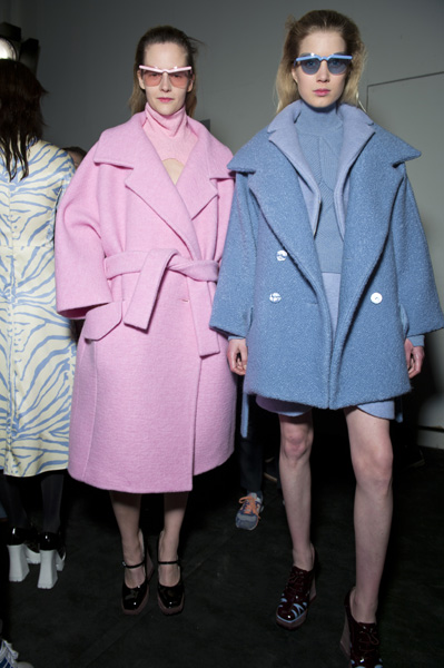 Trend Report FW2013: Powder Pink Coats | Team Peter Stigter