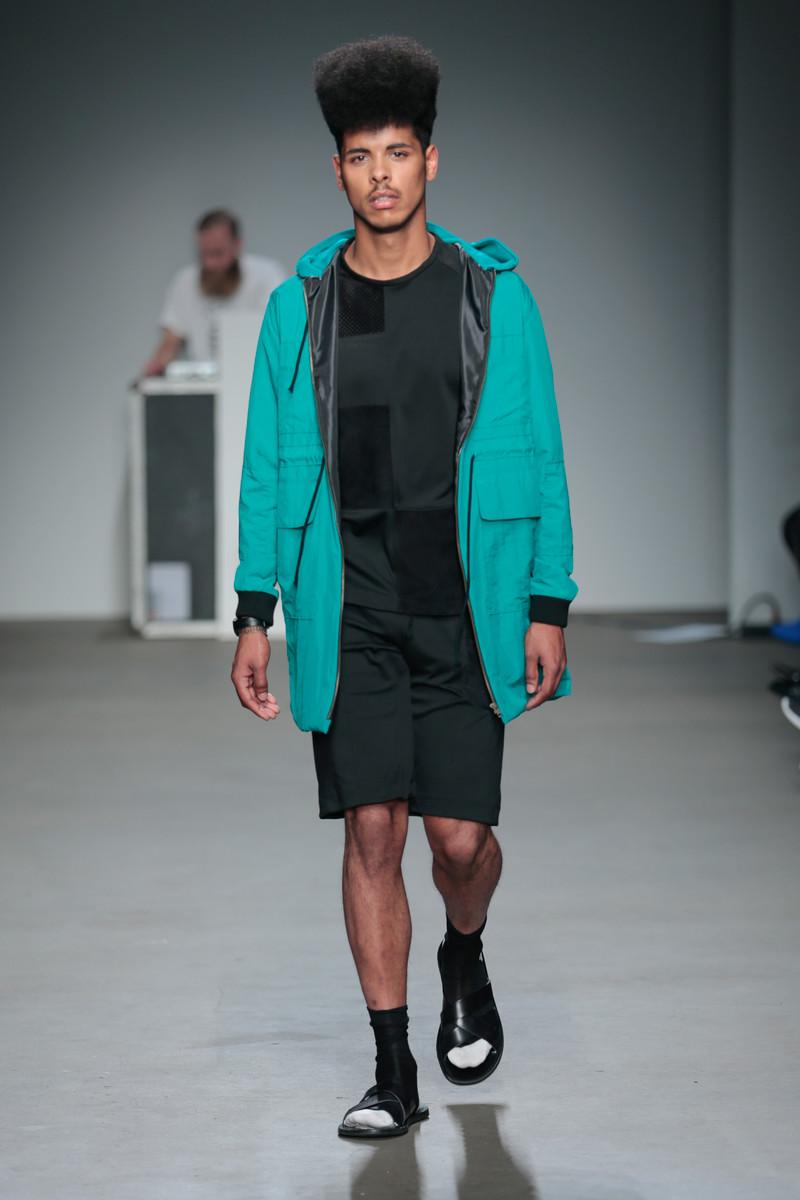 Evan Menswear SS2015 Amsterdam Fashion Week
