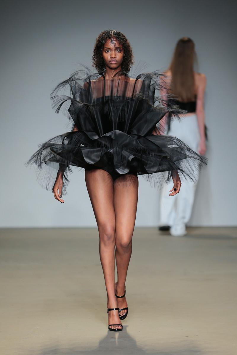 David Laport SS2015 Amsterdam Fashion Week