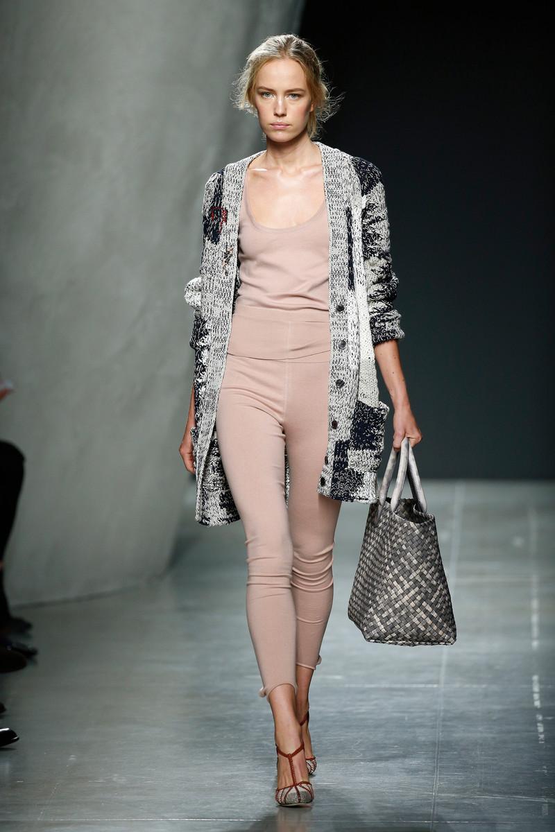 High Fashion Womenswear Leather Tops