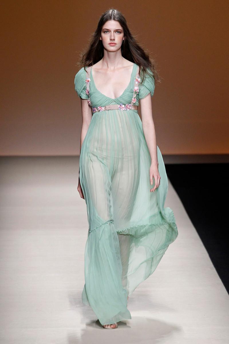 Alberta Ferretti Catwalk Fashion Show Milan Womenswear SS2015   Team ...