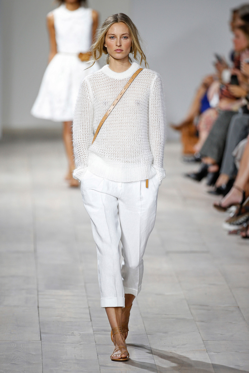 michael kors catwalk fashion show new york womenswear ss2015 team rh teampeterstigter com