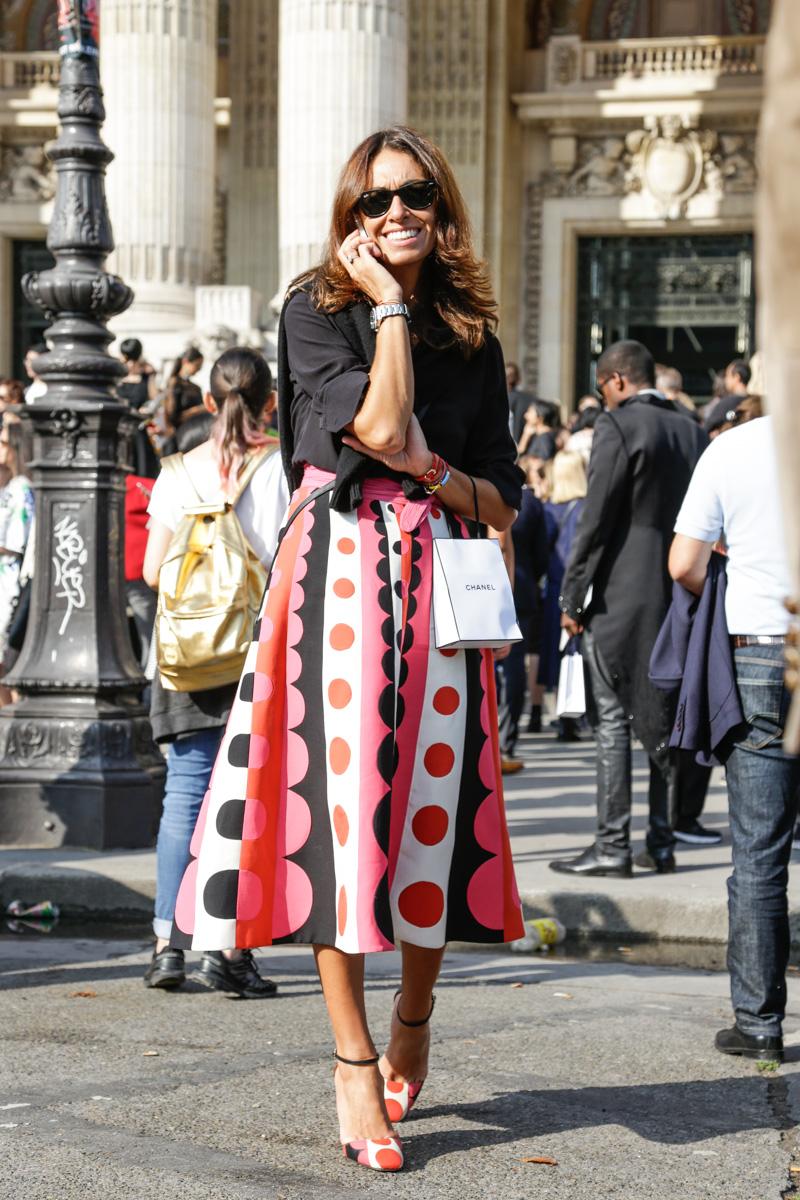 Streetfashion Paris SS2015 Day 7