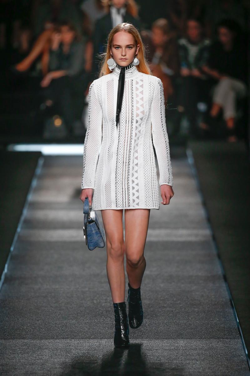 Louis Vuitton Catwalk Fashion Show Paris Womenswear SS2015