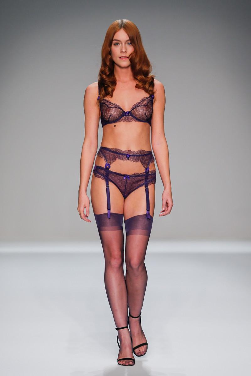 Pantyhose Sex Fashion Show Video