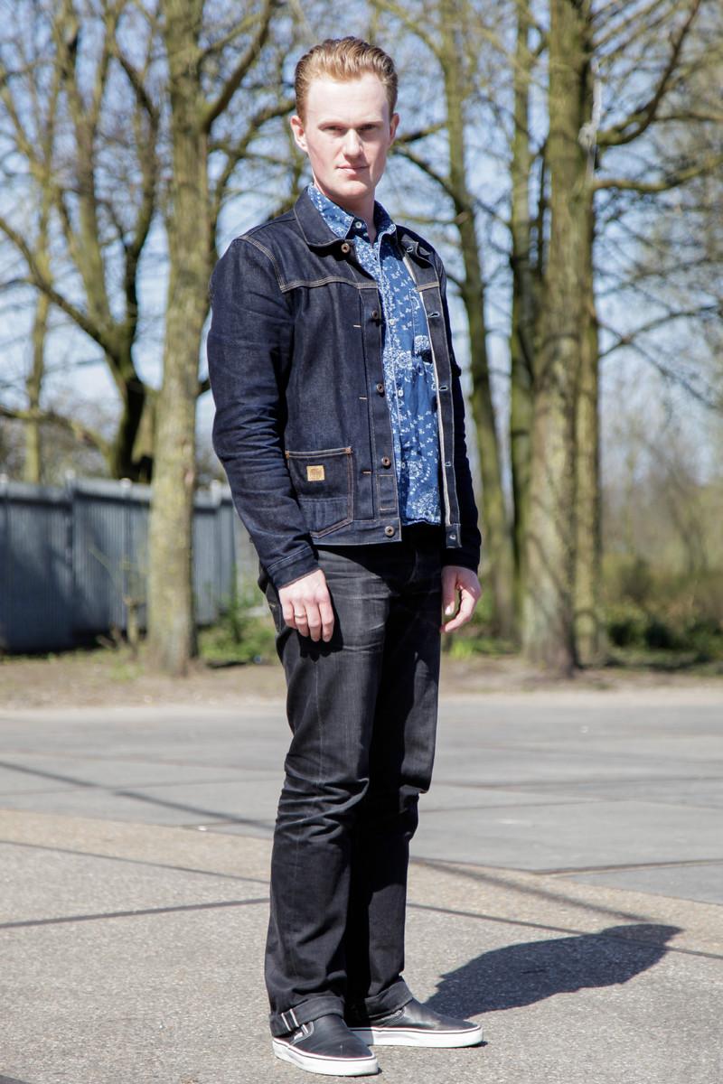 Denim Days With Tobi: Streetwear Amsterdam Denim Days Kingpins Show