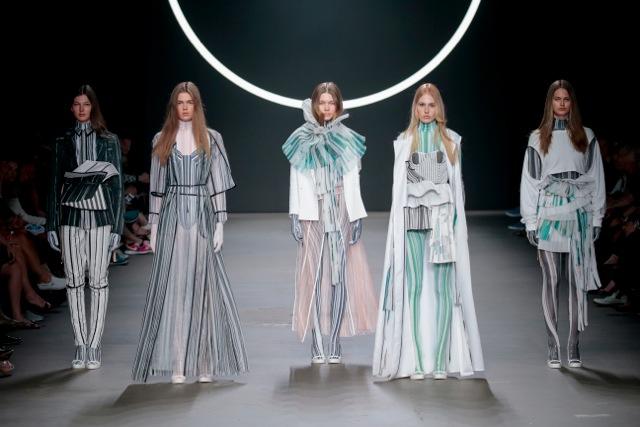 Nikki Duijst Lichting 2015 Mercedes-Benz FashionWeek Amsterdam