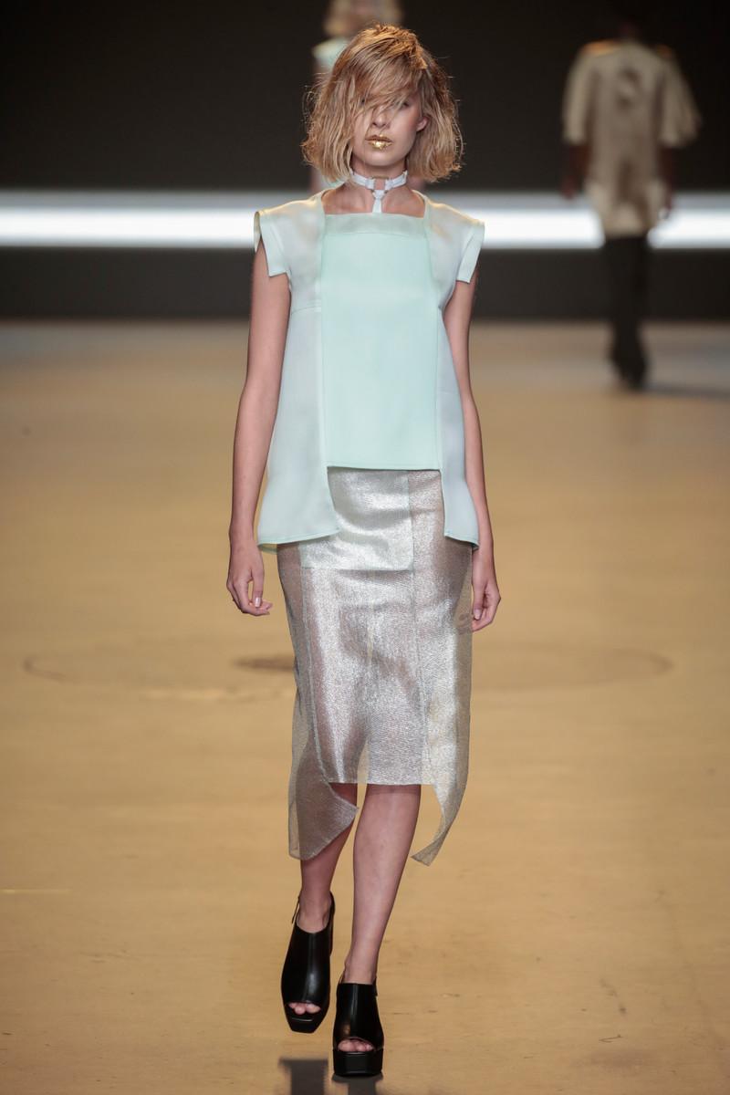Tony Cohen Mercedes-Benz FashionWeek Amsterdam