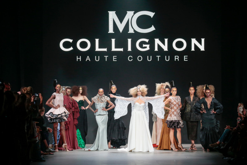 Monique Collignon Mercedes-Benz FashionWeek Amsterdam