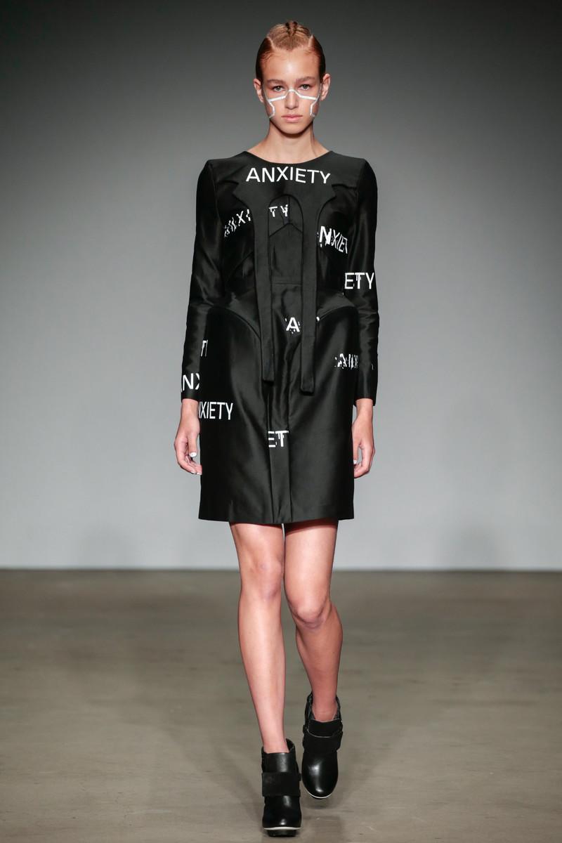 Noir Near Future Mercedes-Benz FashionWeek Amsterdam