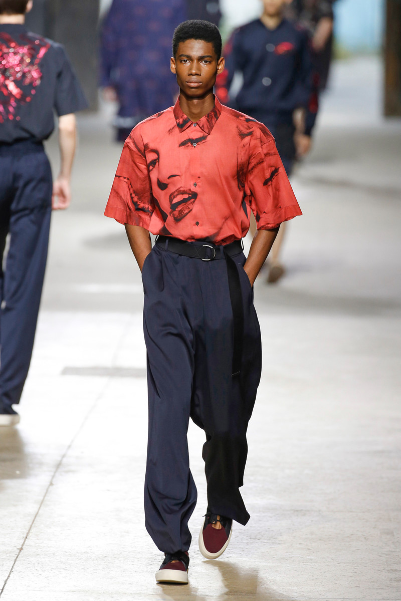 Round Up Paris Menswear SS2016