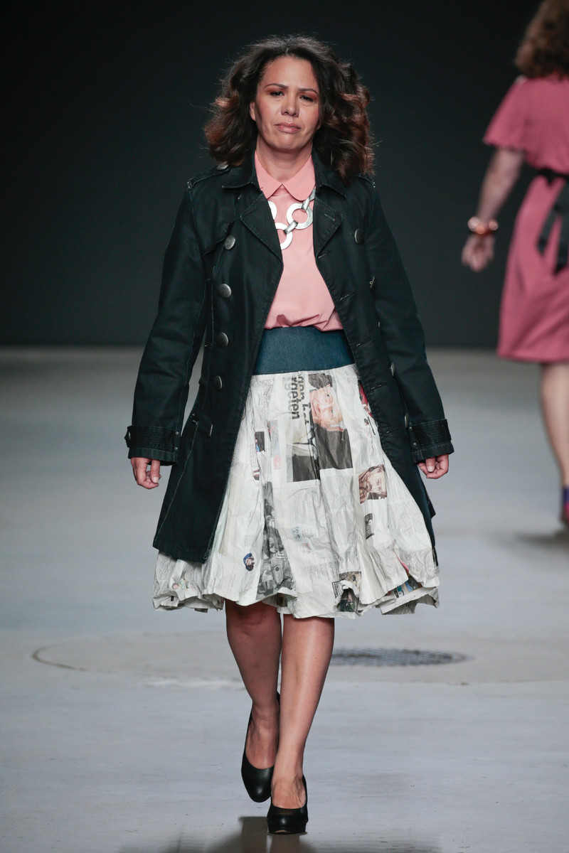 political catwalk fashion show amsterdam ss16 team peter stigter nonetheless the question still remains will fashion and politics ever fully join forces it s up to you to mark your cross