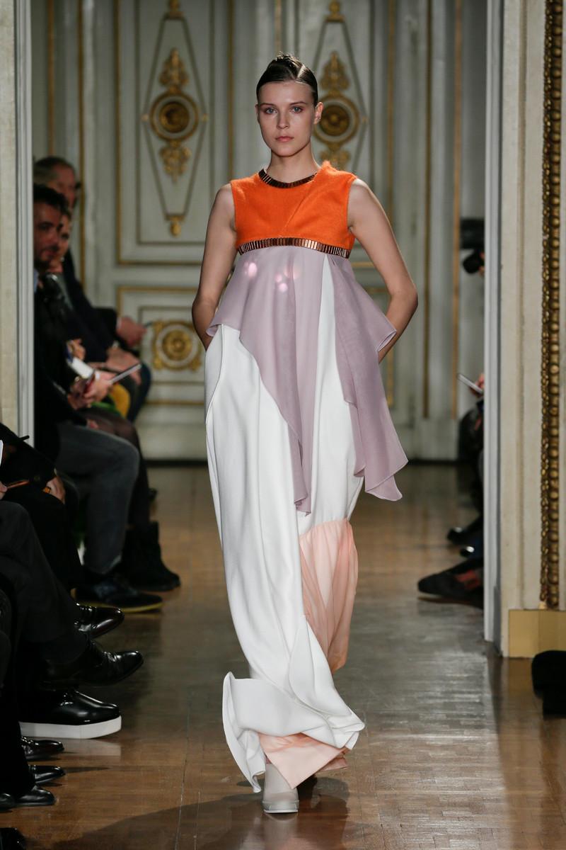 ILJA by Ilja Visser Couture Catwalk Fashion Show Paris SS2016