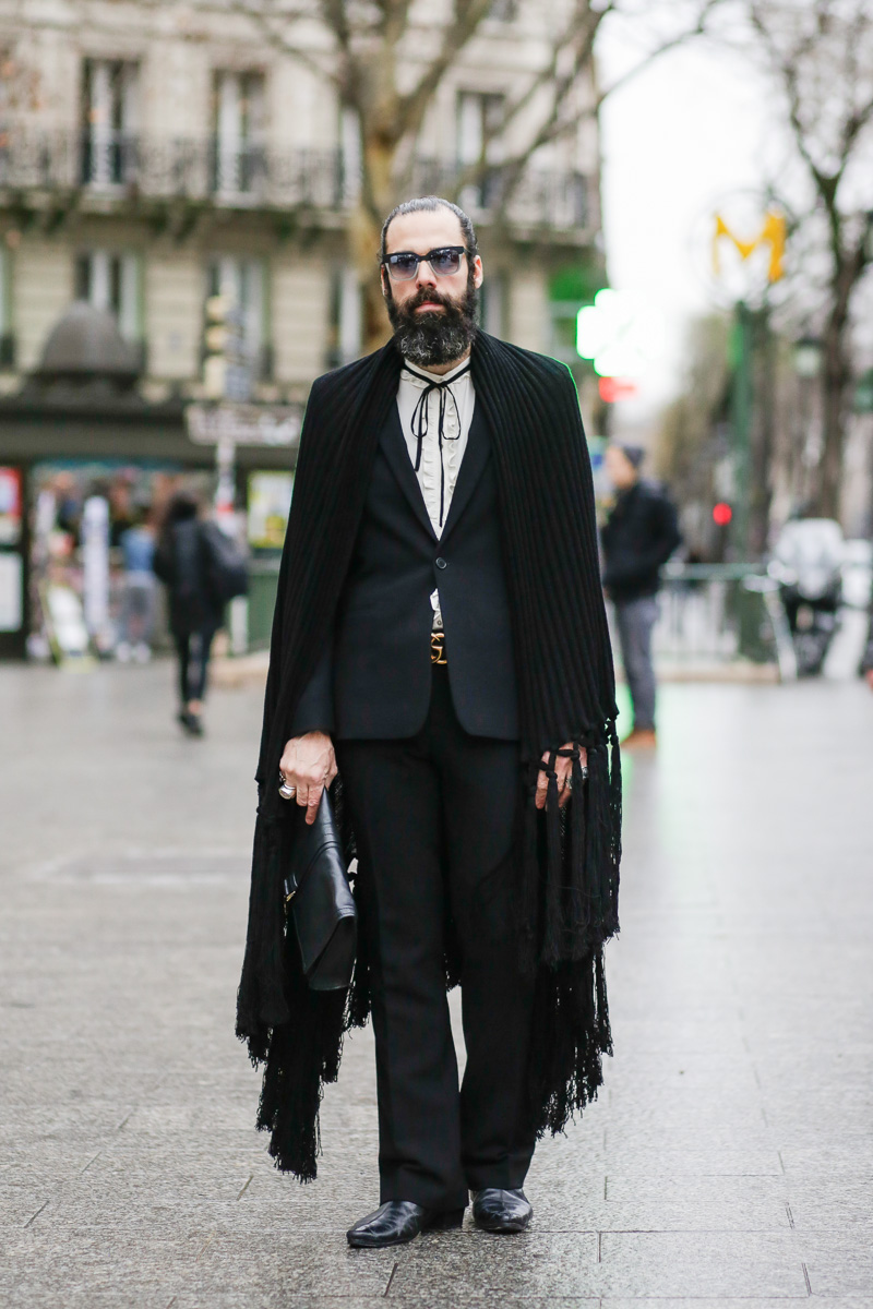 Streetfashion Paris Menswear FW2016, day 4