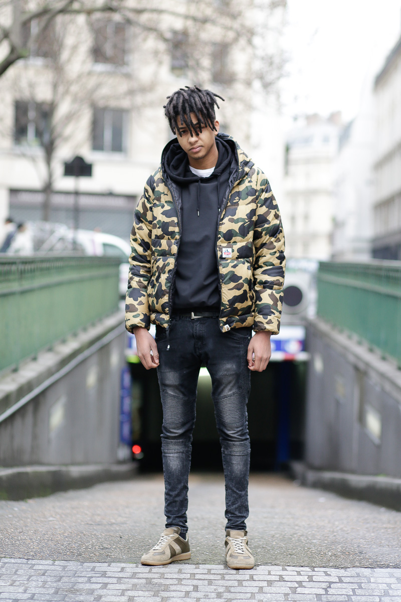 Streetfashion Paris Menswear Fall 2016, Day 5