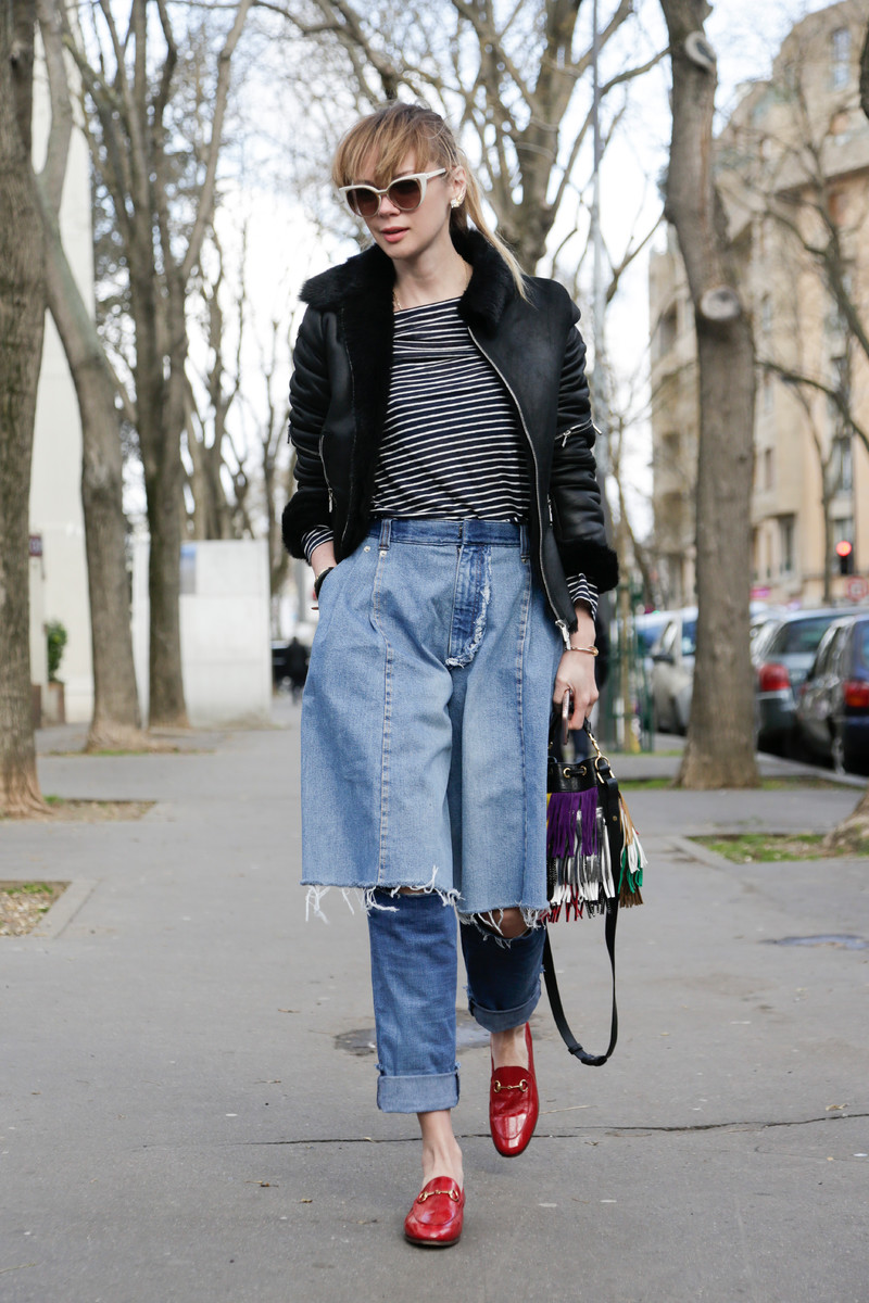 Streetfashion Paris Womenswear FW2016, day 6