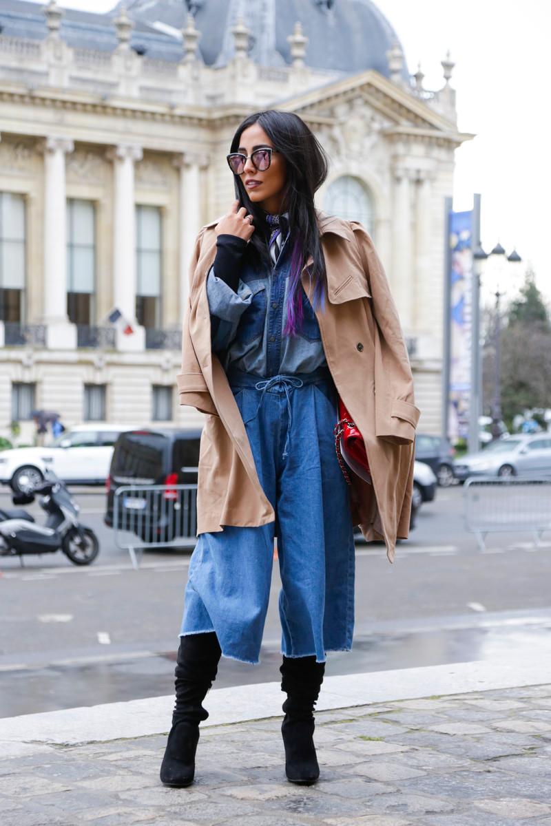 Streetfashion Paris Womenswear FW2016, day 7