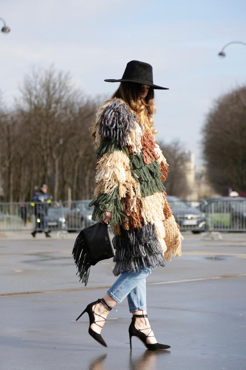Streetfashion Paris Womenswear FW2016, Day 8