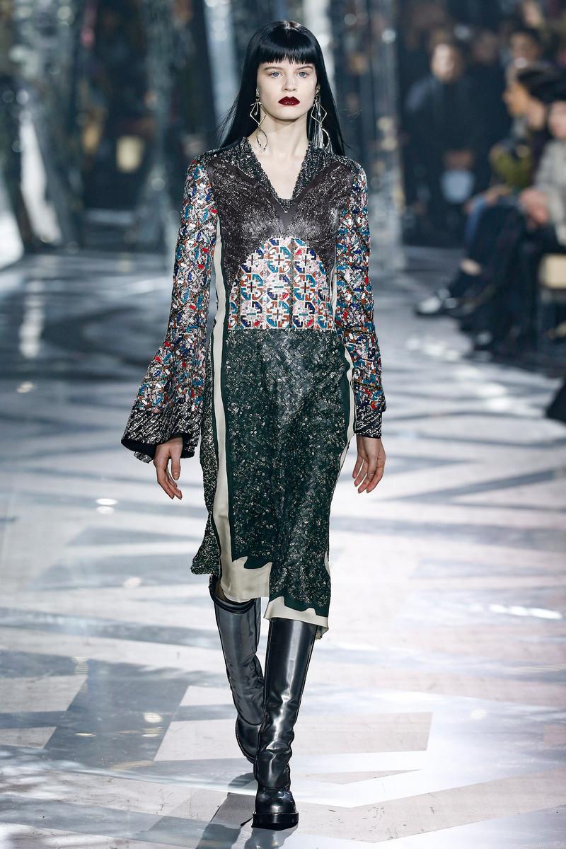 Louis Vuitton Catwalk Fashion Show Womenswear FW2016