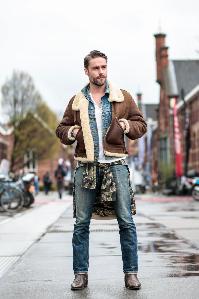 Denim Streetwear Blueprint Amsterdam April 2016
