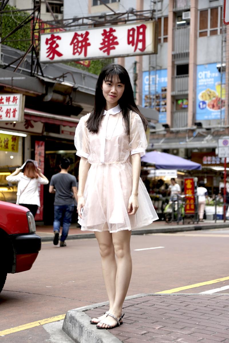 Hong Kong Street (fashion) Life