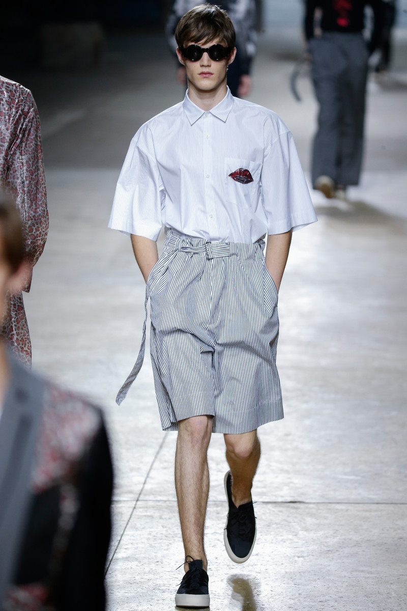 MENSWEAR TREND ss2016: Gettin' beggy with it