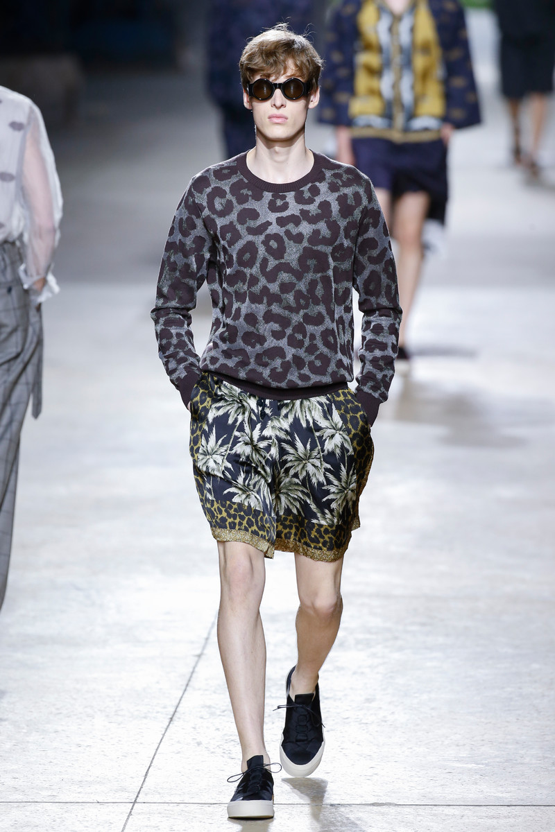 MENSWEAR TREND SS2016: JUNGLE BOOK