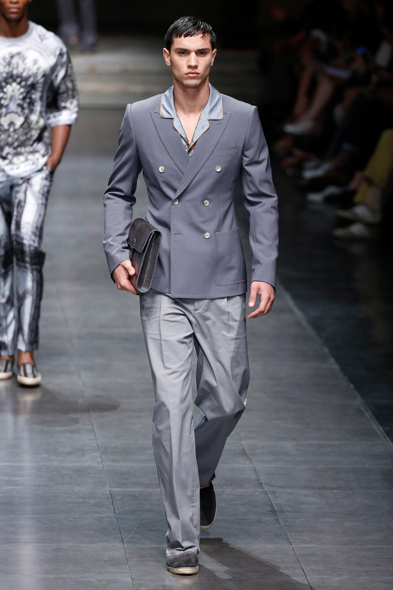 MENSWEAR TREND ss2016: Yay to grey