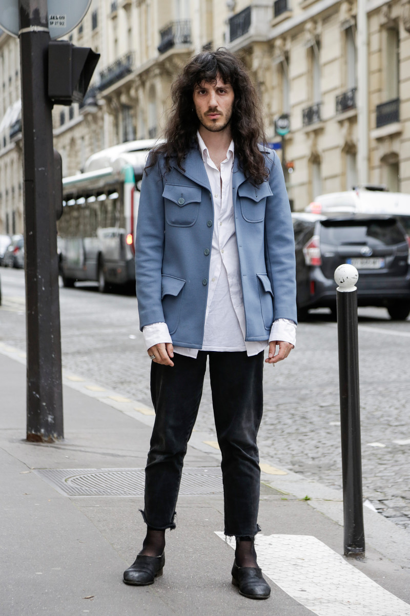 Streetfashion Paris Menswear SS2017, Day 1