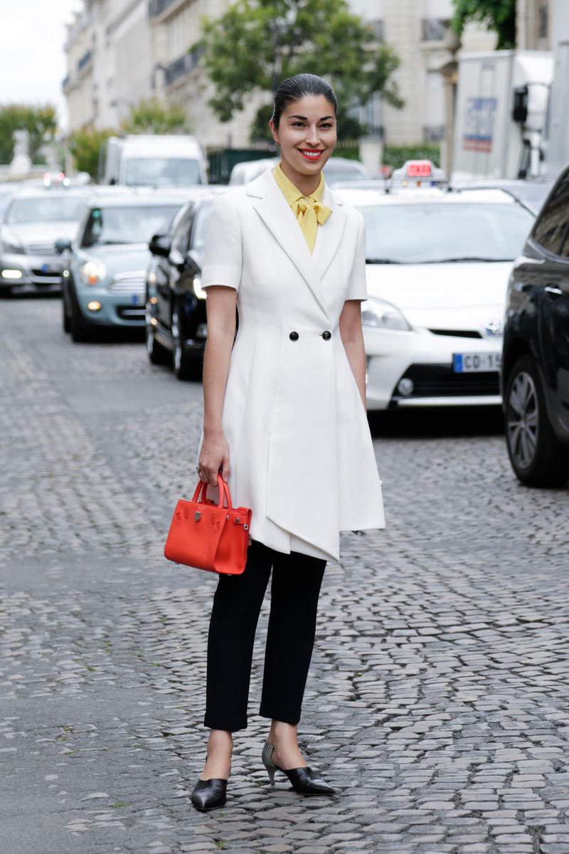Streetfashion Haute Couture Paris FW2016, Day 1