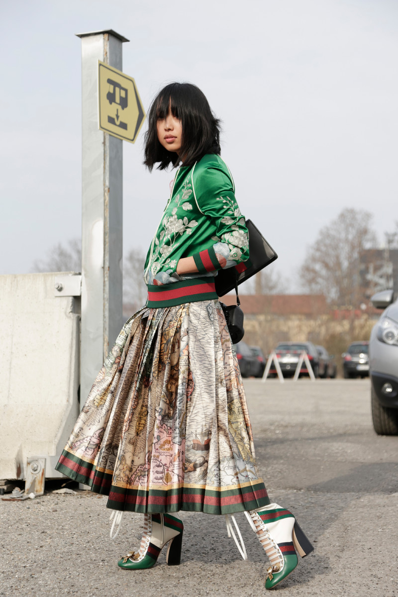 WOMENSWEAR TREND ss2016: All Things Gucci