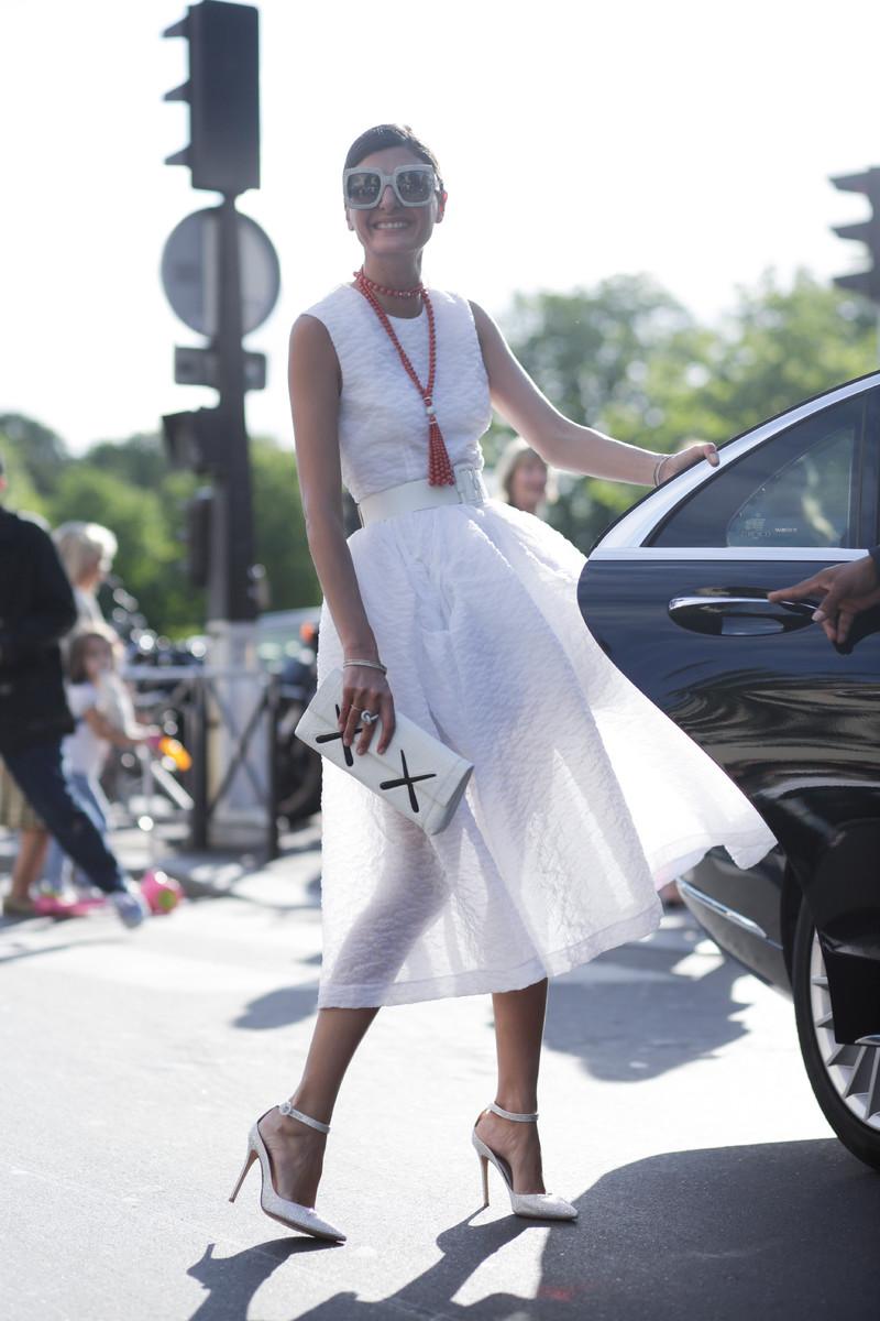 Streetfashion Haute Couture Paris FW2016