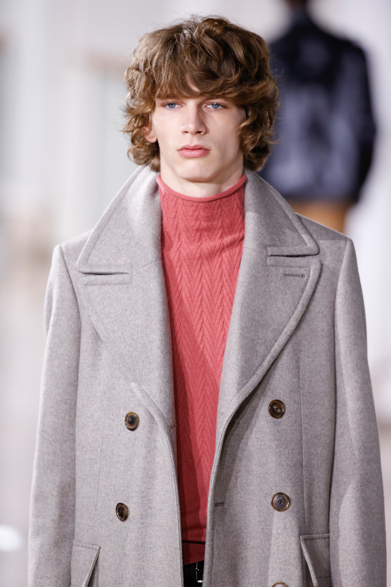 MENSWEAR TREND AW2016/17: Pink suave