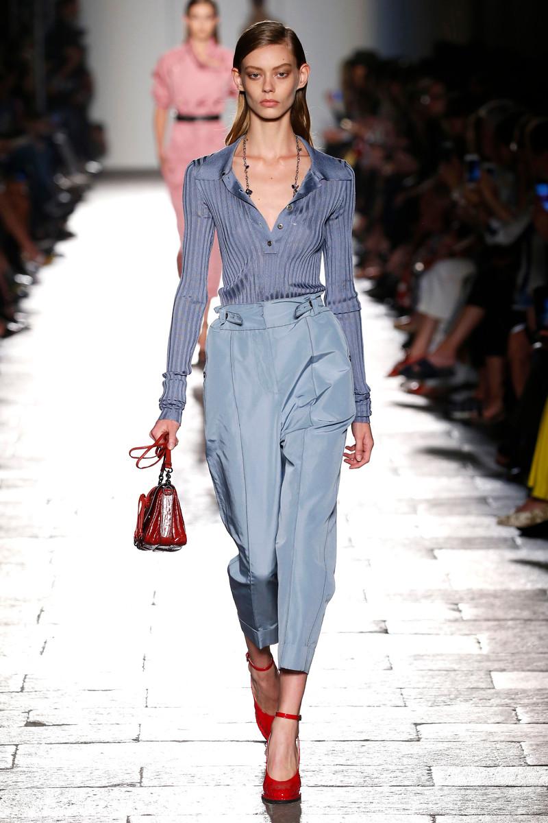 Bottega Veneta Fashion Show Womenswear Milan SS2017