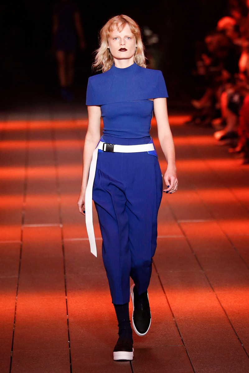 DKNY Catwalk Fashion Show New York SS2017